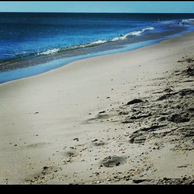 Where is your #happyplace? Ours is here… #LBI … who's st