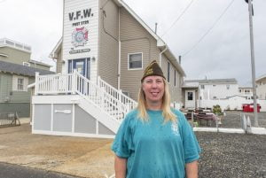 VFW Post 2729 Welcomes First Female Commander