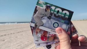 2016 Topps pack rip at Long Beach Island!