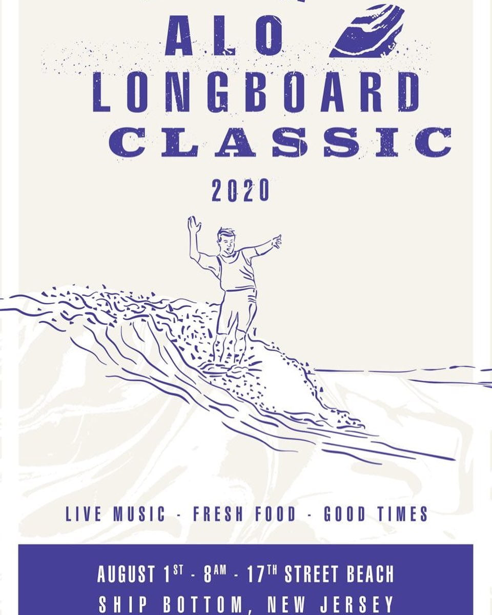 ALSO! Catch us at the Longboard Classic with @alo_lbi on Saturday, Aug 1st!  We …