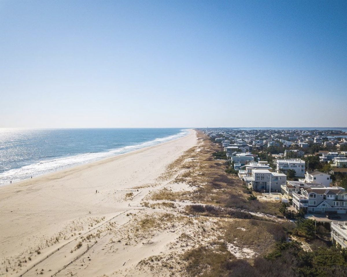 "ARE YOU ""QUARANTINING"" ON LBI?"