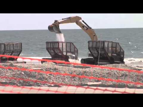Read more about the article Beach Replenishment Underway at Long Beach Island