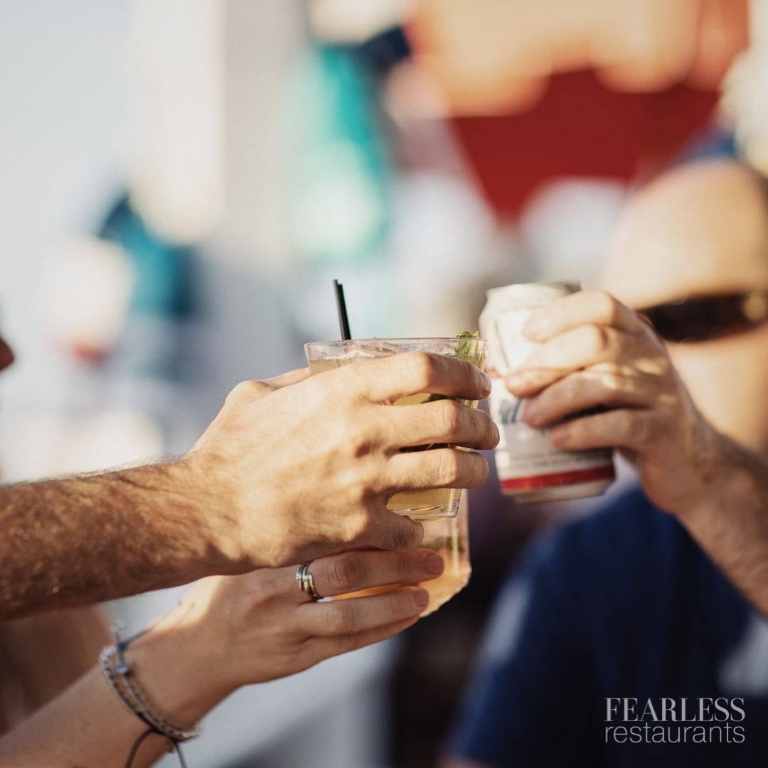 #Cheers to a beautiful weekend in #LBI ! Stop by Tuckers Tavern and enjoy a del…