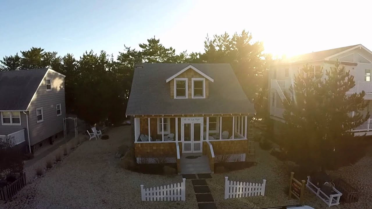 DJI Phantom FC40: Long Beach Island, NJ on Thanksgiving
