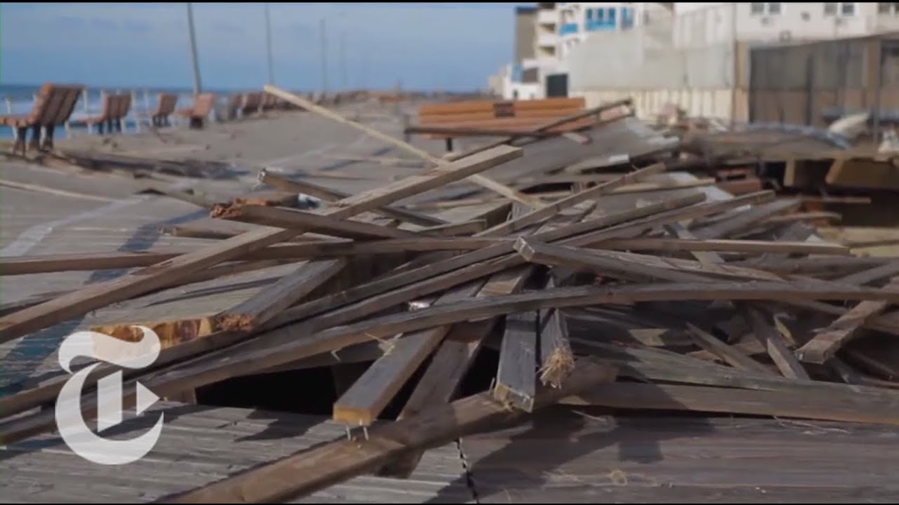 Devastation in Long Beach, NY After Hurricane Sandy | The New York Times
