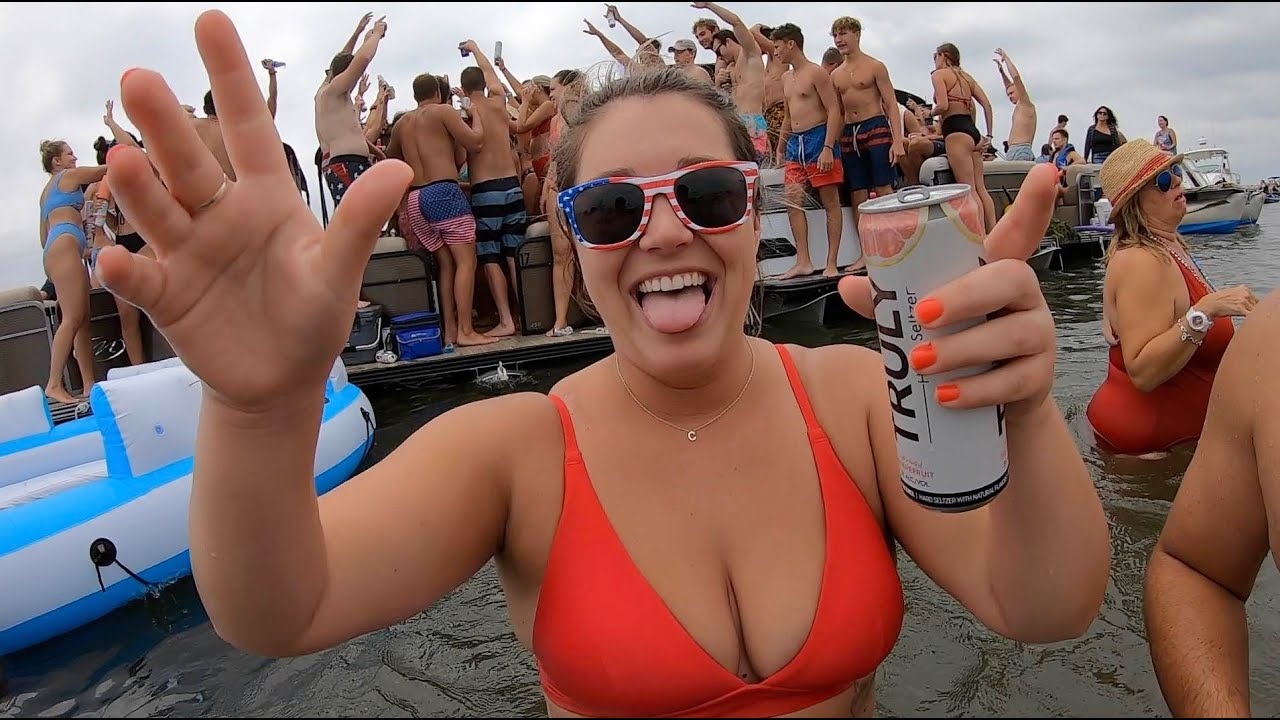 EPIC July 4th Weekend 2020 at Party Island, LBI
