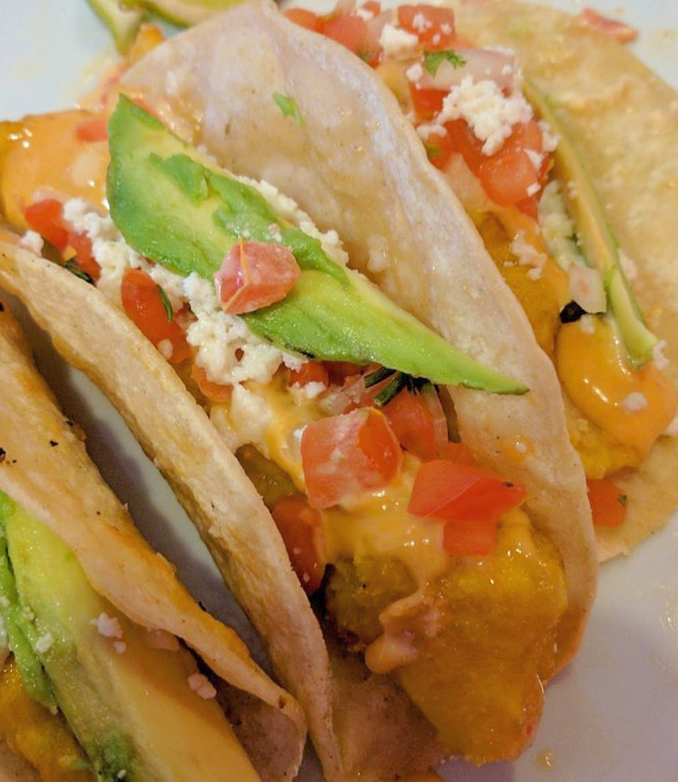 Fish tacos on this spec-taco-ular Tuesday …