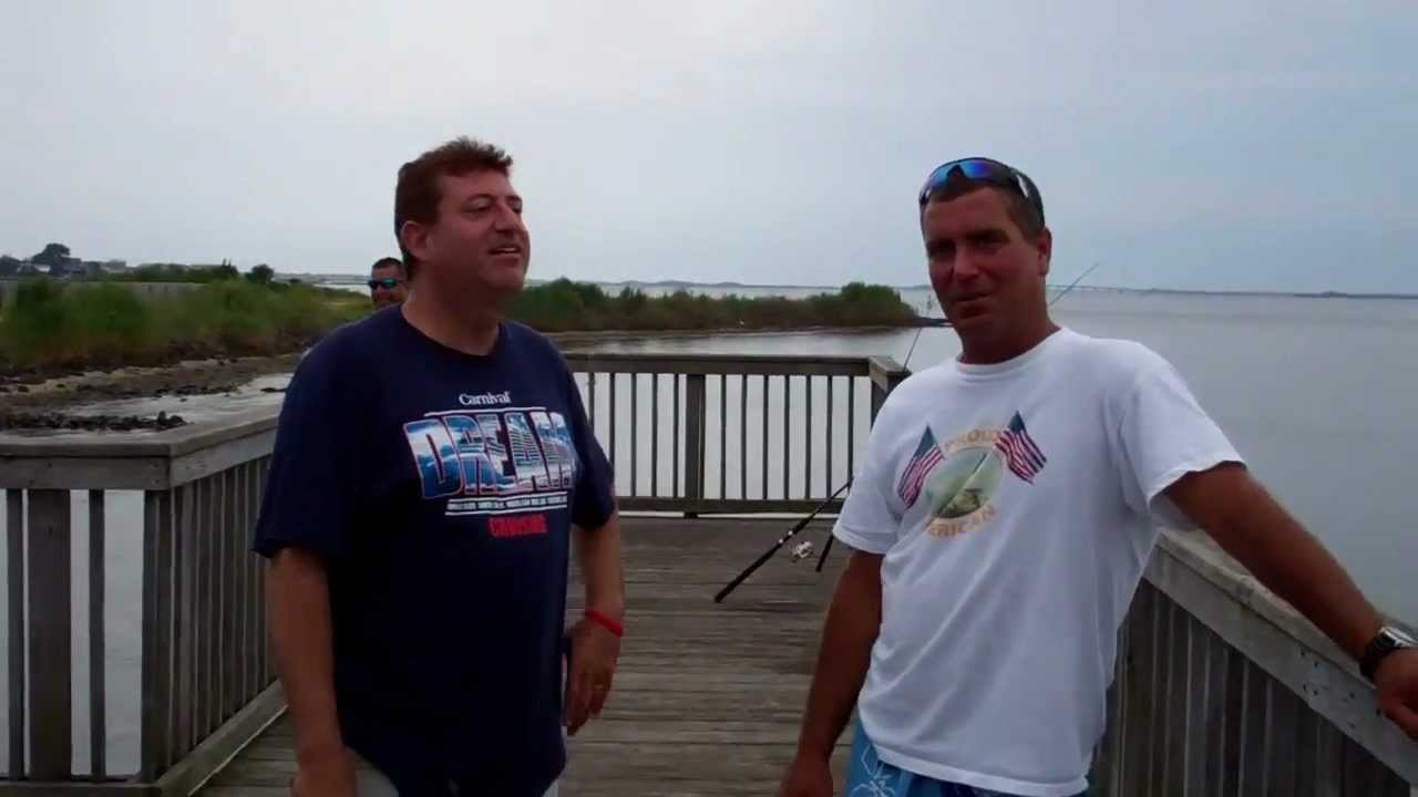 Read more about the article Fishing and Crabbing in Harvey Cedars, Long Beach Island, N.J.