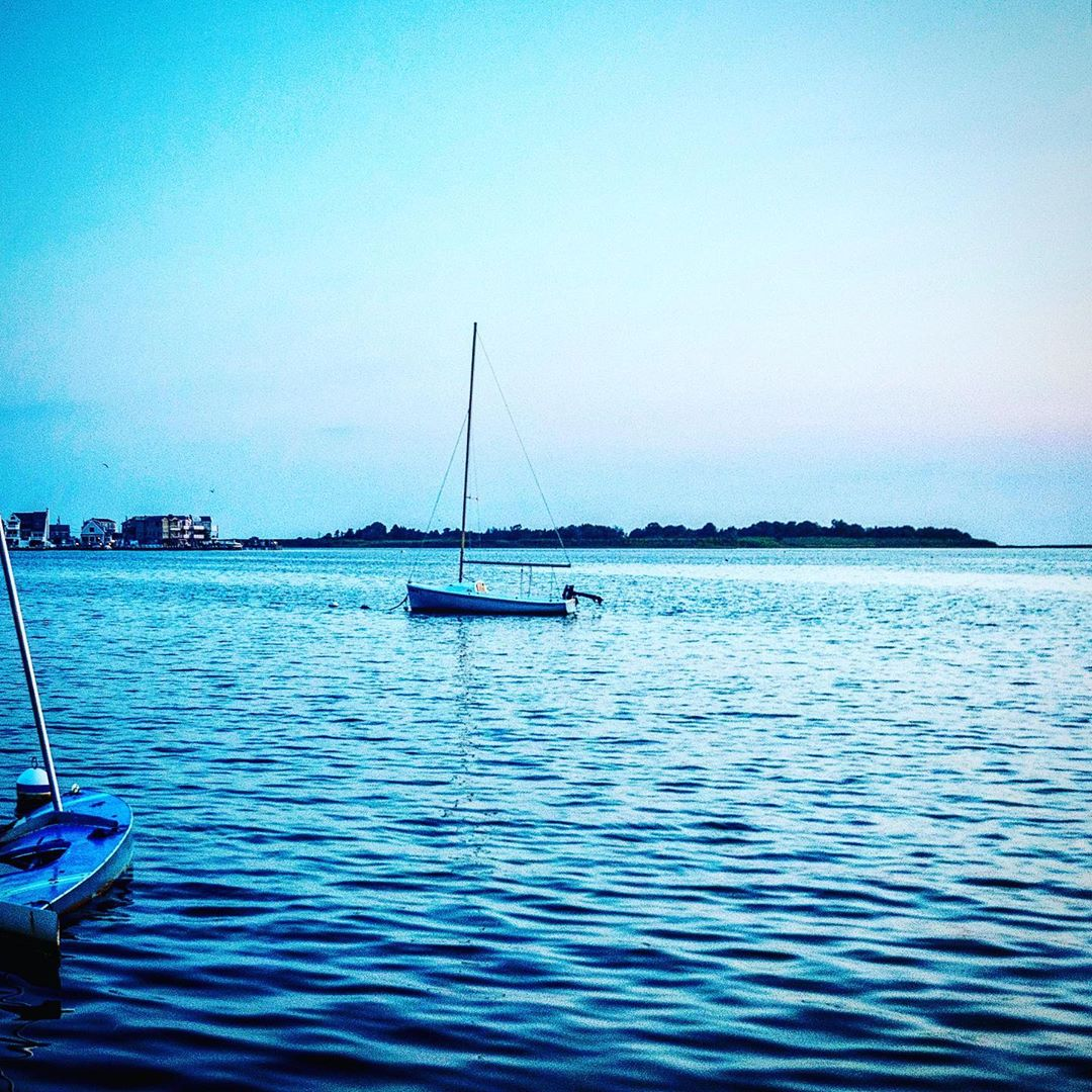 Home from Sailing… until another day.   #sailing #sailboat #boatpic #ocean #sa…