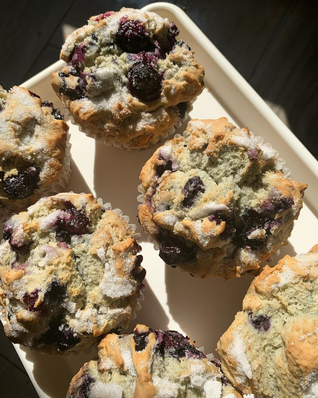 I've been really working on perfecting the blueberry muffin!  I have been trying…