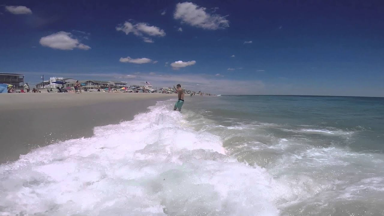 Read more about the article Long Beach Island, NJ Skim. Summer 2014
