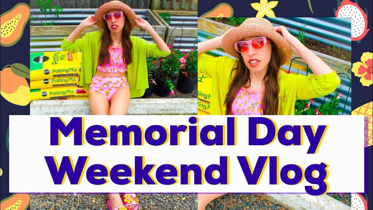 MEMORIAL DAY WEEKEND VLOG: beach weekend in Long Beach Island