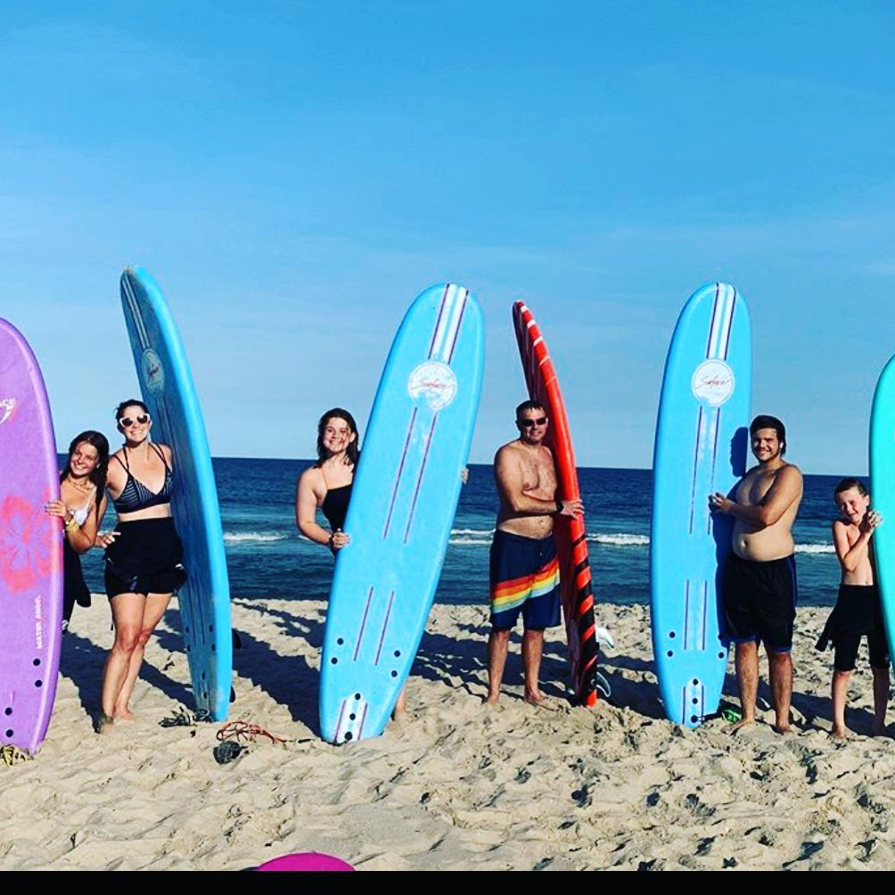 Matadors Surf school is in full swing waves have been perfect for teaching and t…