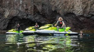 Sea-Doo Adventure: Long Beach to Catalina Island