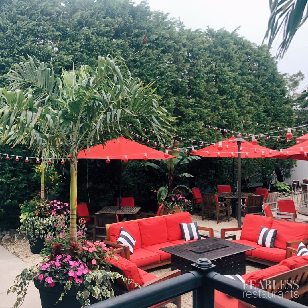 Sip on summer cocktails in our Garden Rum Bar, IT'S THIRSTY THURSDAY!…