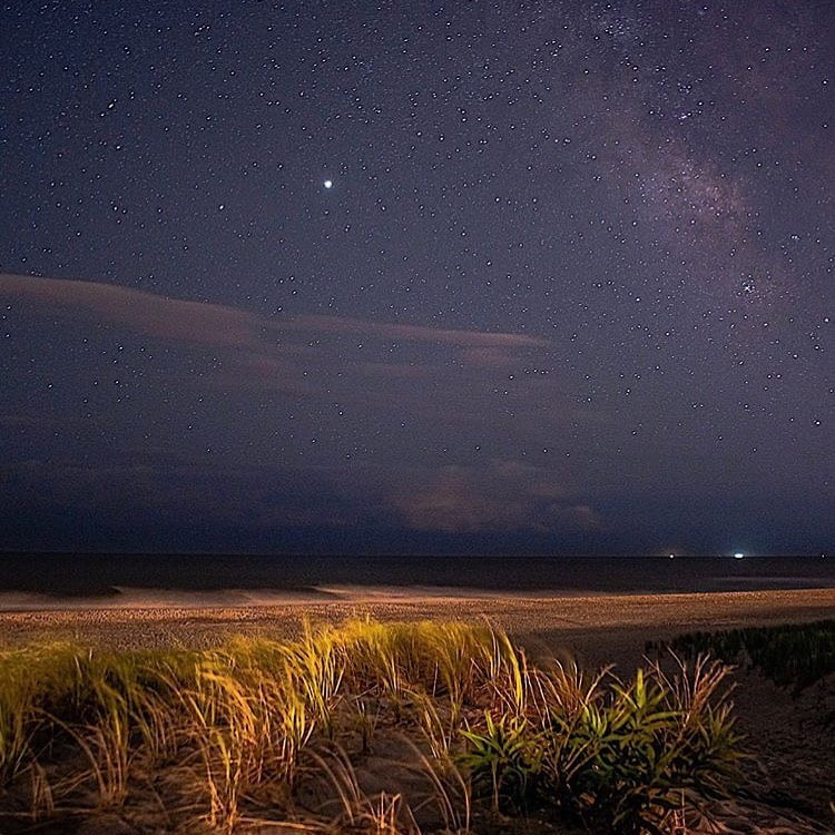 Tag a friend you want sit under the LBI stars with   #LBI #LongBeachIsland #LBIN…