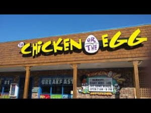 The Chicken or The Egg Restaurant Review on Long Beach Island, NJ