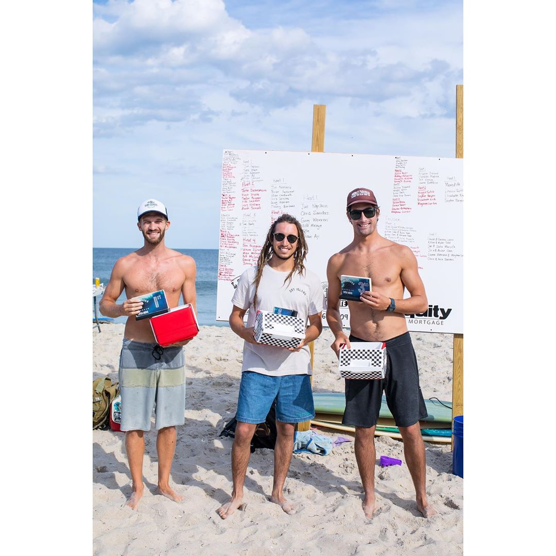 The Open Men's division of the ALO Longboard Contest has become more competitive…