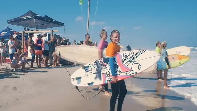 This Sunday is the 12th Annual @TheJettyLife Coquina Jam, the female surf contes…