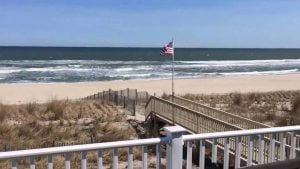 Tour Long Beach Island Oceanfront rental LBI, NJ LbiBeachRentalNJ April 2016