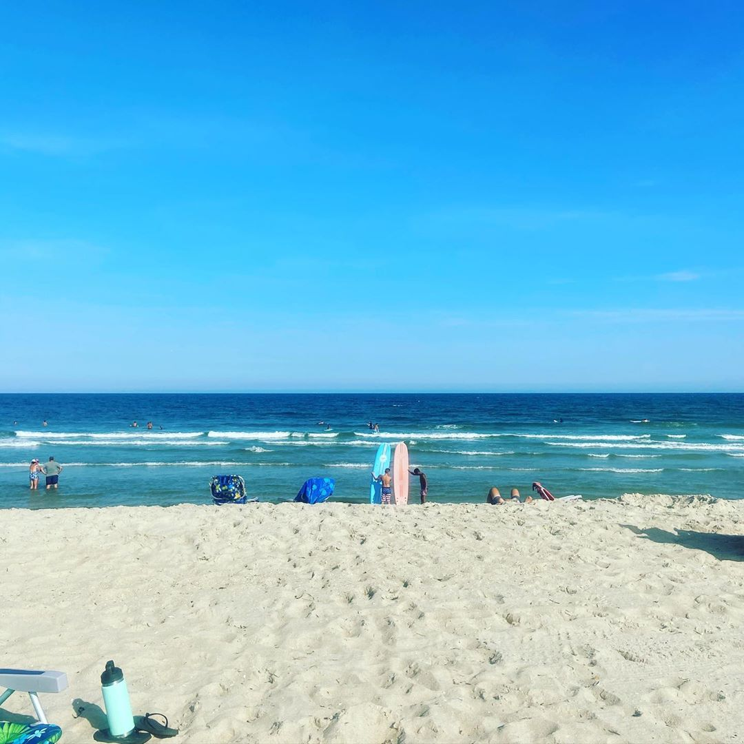 Until next time LBI (hopefully before summer ends) it's been one awesome week wi…