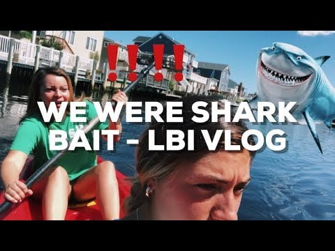 Read more about the article VLOG | SHE SAW A SHARK ON LONG BEACH ISLAND
