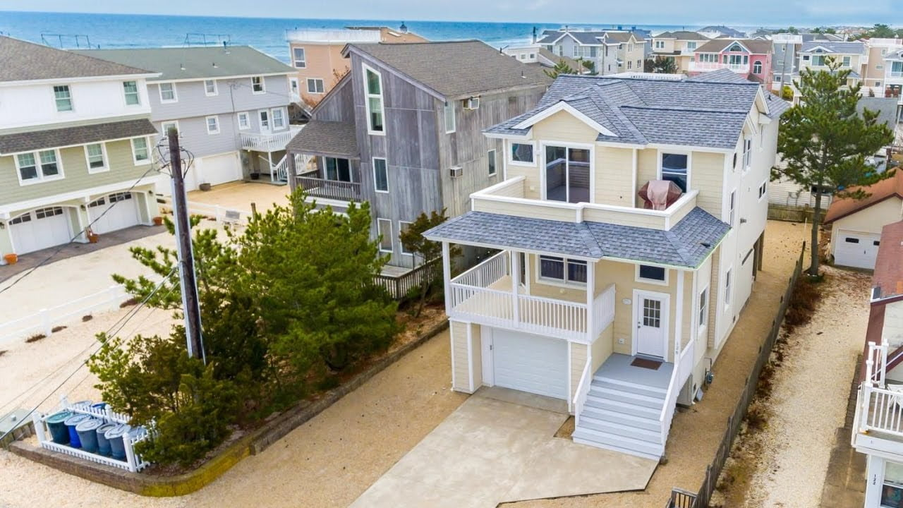 126 E 13th St, Ship Bottom NJ 08008, USA   Virtual Tour #LBI