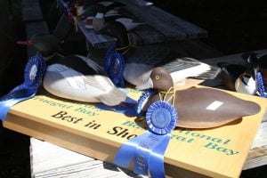 Ocean County Decoy and Gunning Show Goes Virtual