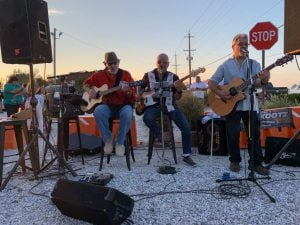 The Kootz Trio Keeps It Classic at Old Causeway