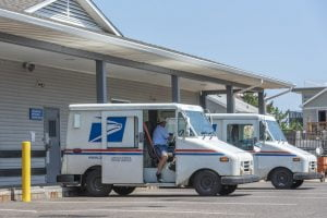 Near and Far, U.S. Postal Service Gets Stamp of Concern