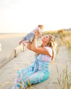 LBI Sometimes in the waves of change, we find our true direction   Being your mama…