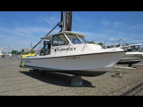 2016 Maycraft 2300 Pilot Boat For Sale at MarineMax Ship Bottom, NJ #LBI