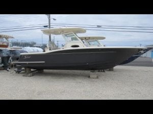 2019 Scout 255 LXF Boat For Sale at MarineMax Ship Bottom, NJ #LBI