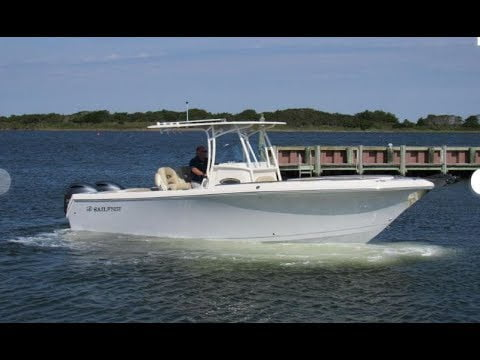 2020 Sailfish 242 CC Boat For Sale at MarineMax Ship Bottom, NJ #LBI