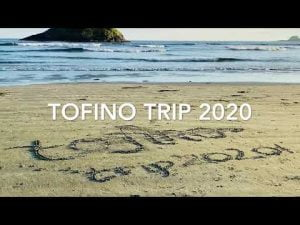 Amazing Days at Long Beach Tofino and Wickaninnish Beach with Surfers Surfing Sunset day 4&5