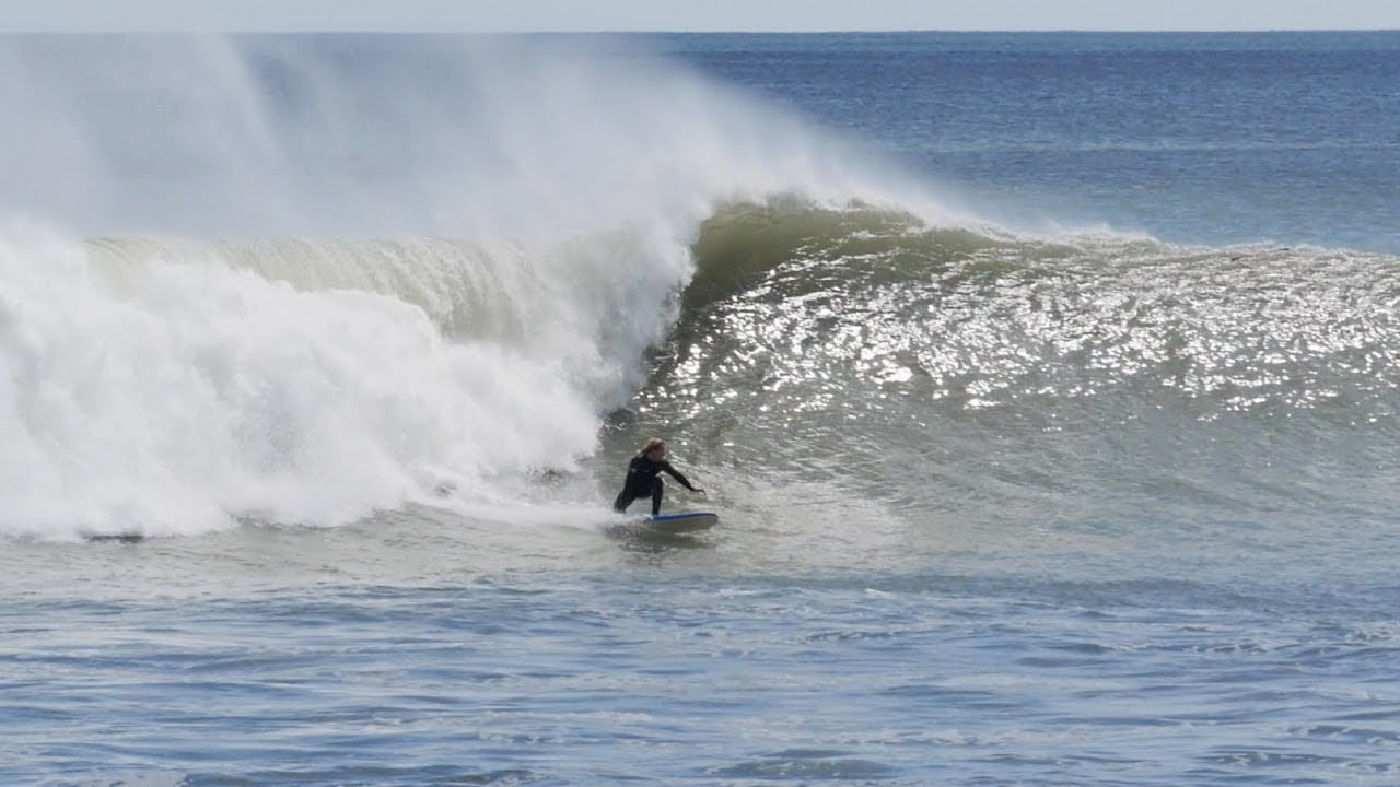 BIG SURF in NEW JERSEY #LBI