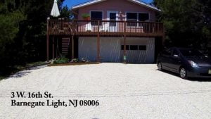 Barnegat Light Beach House Walk Thru #LBI