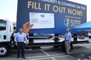 Census Truck Coming to Little Egg Harbor Library, Tuckerton Seaport