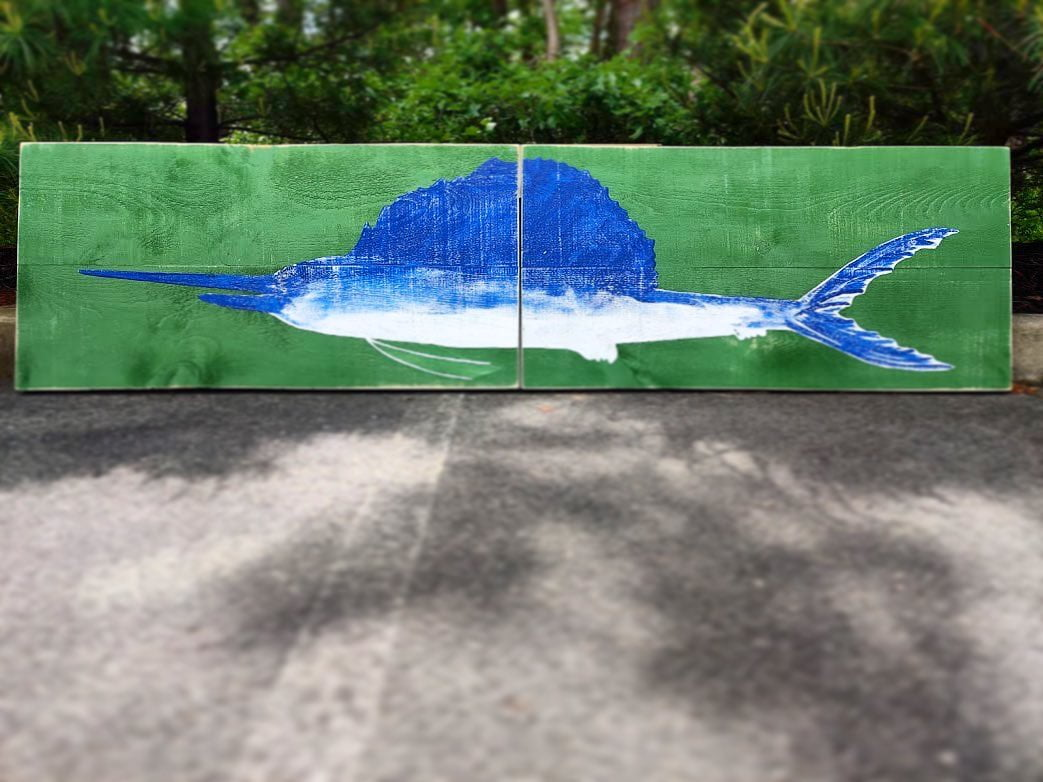 Check out this new two panel Sailfish!                       …
