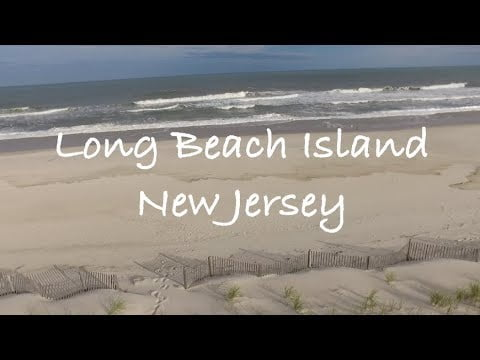 DJI Phantom 3 – Long Beach Island, New Jersey