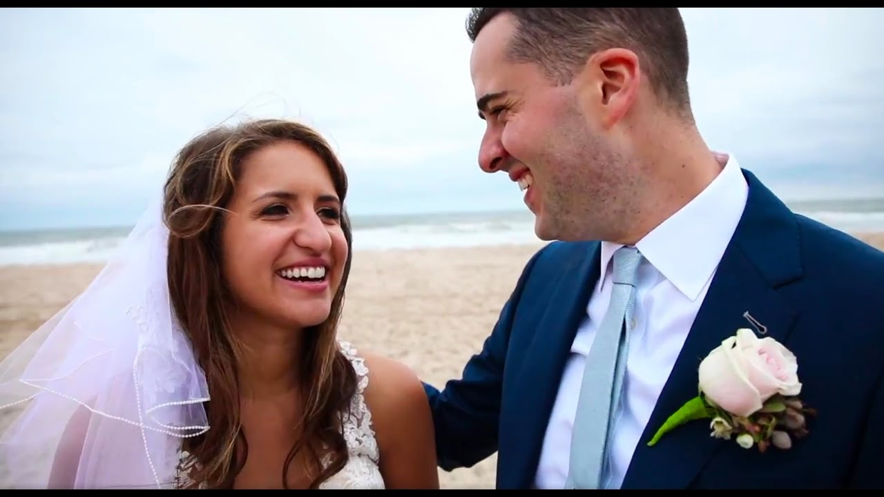 Gina & Jordan Wedding Highlight @ The Seashell, Beach Haven NJ #LBI