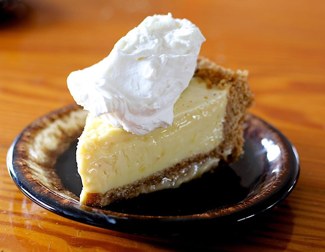 Hope your Sunday is as sweet as our key lime pie  Take out / dine outside / come…