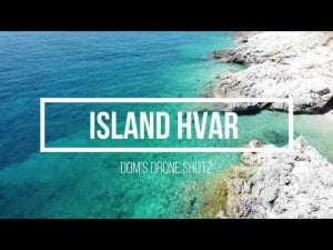 Hvar – Island for Party, Beautiful Beaches and Biking Trails
