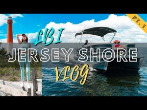 JERSEY SHORE VLOG | LONG BEACH ISLAND 2020 #LBI