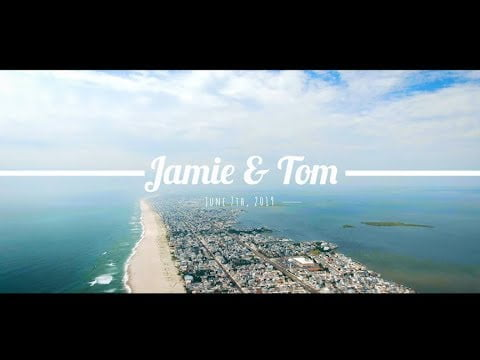 Read more about the article Jamie & Tom's Ultimate Long Beach Island Wedding!