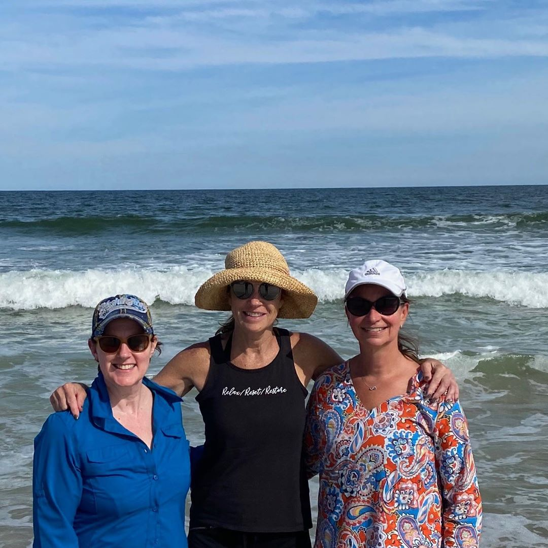 "LBI ""Team building"" day…. Perfect day at the shore       …"