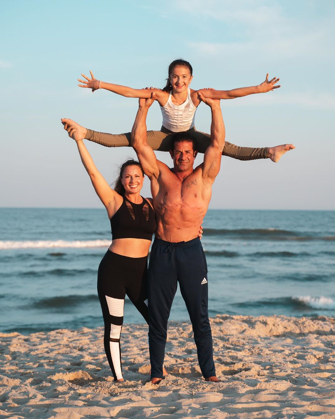 LBI • YOGA TO MY FAMILY…. is a bond.   A bond between husband and wife.   PASSION …