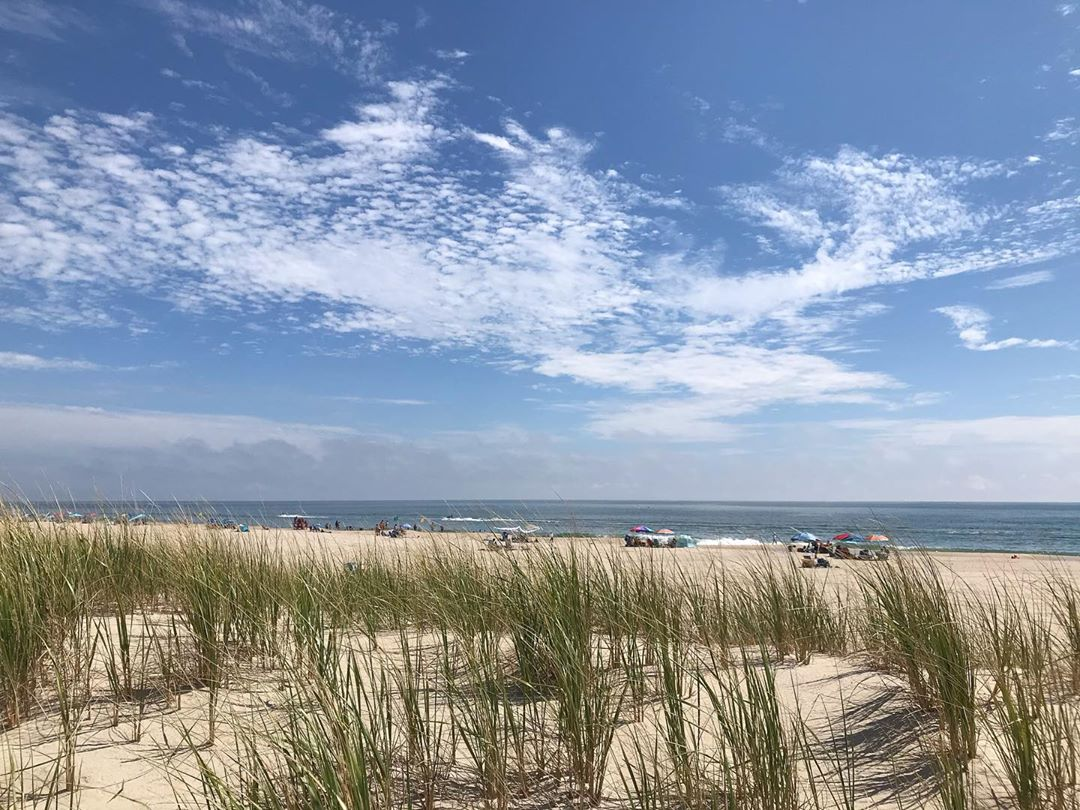 LBI A day of exquisite clouds.           …