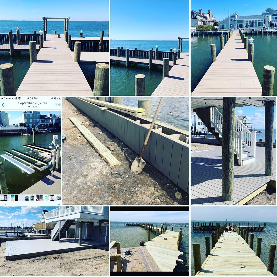 LBI A few ongoing and completed projects on Long Beach Island, NJ.                  …
