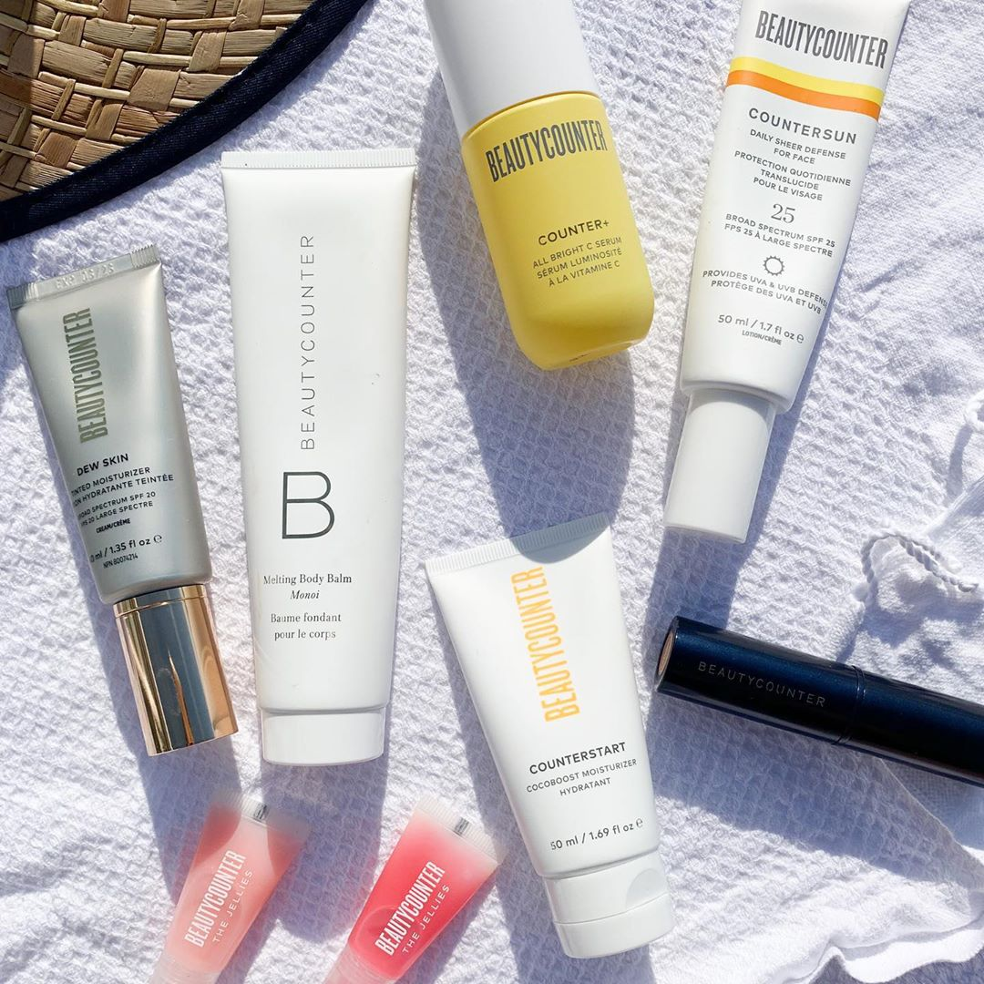 "LBI Beach Vibes Skin + ""Makeup"" Edition:   TODAY is a BIG DAY for y'all who have bee…"